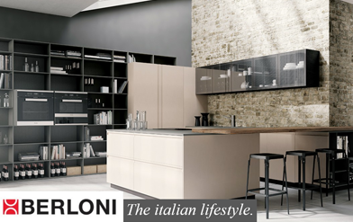Berloni, an Italian brand in the kitchen
